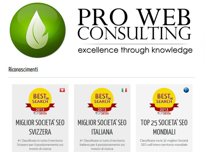 pro web portfolio clienti scribox