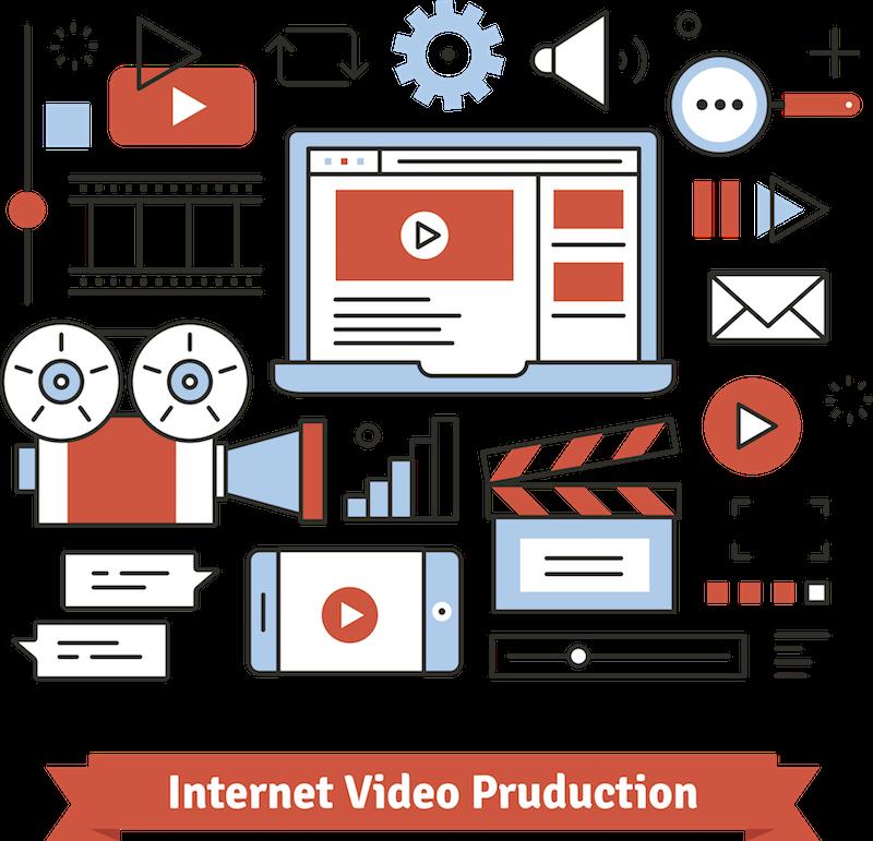 Contenuti video per la diffusione on line