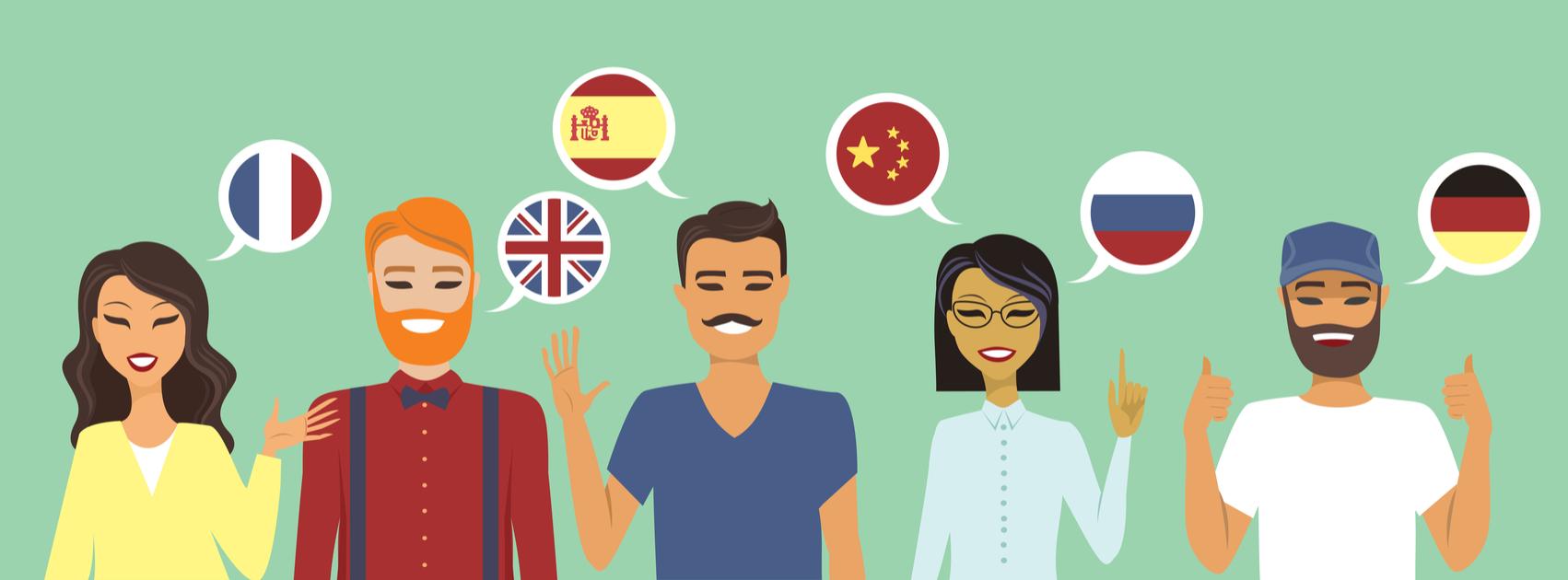 traduzioni multilingua