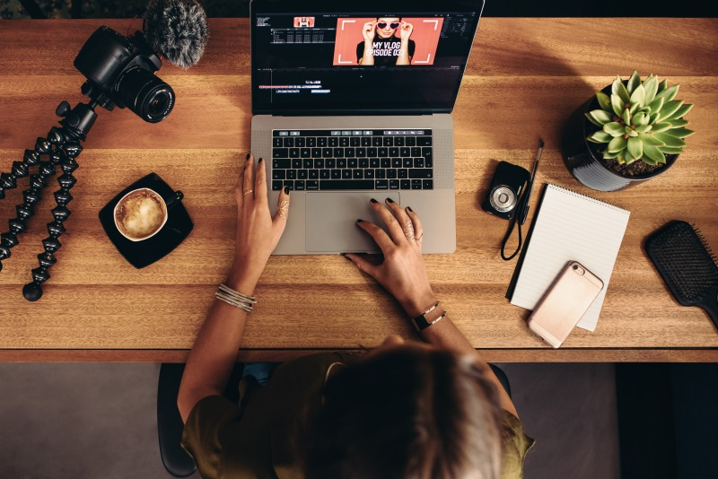 blogger professionisti 3 abitudini da imparare
