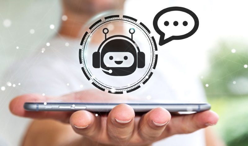 smartphone chatbot intelligenza artificiale